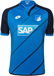 Design Your Own Kit Home The New Hoffenheim 2016 2017 Kit Boasts A Unique Design