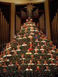 the living christmas tree voted best holiday event al com