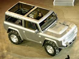 2004 bronco concept revisited hunting for clues 2020 2021 ford