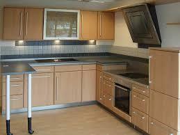 welche arbeitsplatte zu buche küche - Buche Küche