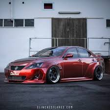 lexus is350 f kit lexus is250 is350 widebody kit by clinched flares