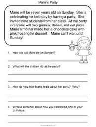 short stories for comprehension speech therapy stuff pinterest