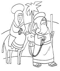 97 ideas coloring pages mary joseph jesus emergingartspdx