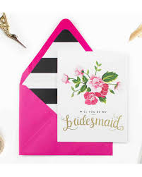 be my bridesmaid cards 12 will you be my bridesmaid cards we martha stewart