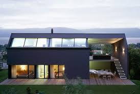hillside house plans for sloping lots new modern house plans for sloped lots d luxihome