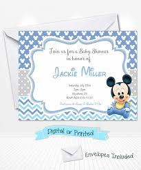 online baby shower invites top 13 mickey mouse baby shower invitations which viral in 2017