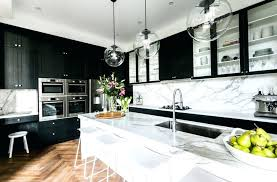 black and white kitchen backsplash black and white kitchen ideas sowingwellness co