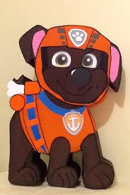 zuma pinata paw patrol pinata inspired puppis pinata paw