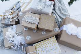 Ideas Of Gift Wrapping - glamorous gift wrap ideas classy clutter
