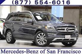 used mercedes gl class used mercedes gl class for sale in san francisco ca edmunds