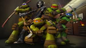 teenage mutant ninja turtles u0027 cg animated series 2d reboot