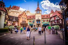 Map Of Epcot World Showcase The Tl Dr Guide To Dining At Walt Disney World Parks Eater