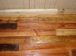 Distressed Wood Laminate Flooring Pallet Hardwood Floor Titandish Decoration