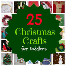 25 christmas crafts for toddlers craft toddler christmas crafts