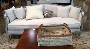 furniture exciting wicker basket by ballards design with wood