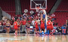 Fresno State Parking Map by Fresno State Versus Utah Women U0027s Basketball Game Recap The