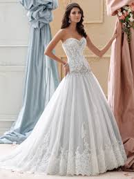 sweetheart white wedding dresses 2017 collection