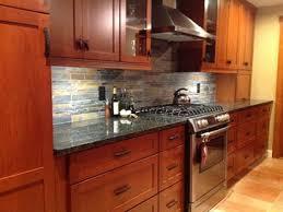 slate backsplashes for kitchens slate backsplashes for kitchens kitchen remodel cherry cabinets