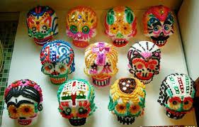 dia de los muertos sugar skulls today is dia de los muertos a day to remember