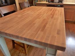 hand made butcher block kitchen table by parker custom woodworks hand made butcher block kitchen table by parker custom woodworks custommade com