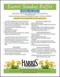 Easter Brunch Buffet by Easter Brunch Buffet At Harris Ranch