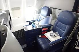 Delta Economy Comfort Review Review Delta First Class 757 200 Seattle To New York