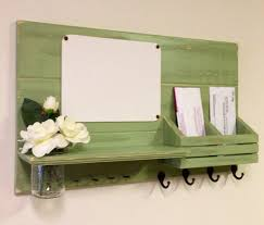 shabby chic nautical beach cottage dry erase board entryway vase