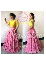 pink colour combination dresses lhs 134 beautiful blsh pink and yellow color combination nice