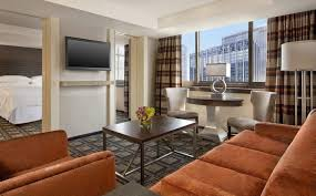 Suite by Sheraton New York Times Square Executive Suite