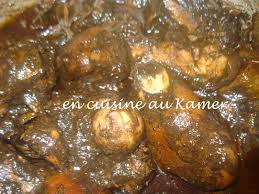 cuisine africaine pdf mbongo de porc la cuisine camerounaise