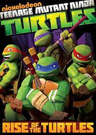 amazon teenage mutant ninja turtles rise turtles