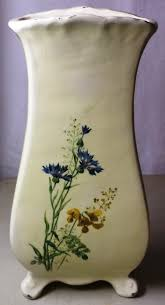 sold clement massier art pottery vases wonderful hand painted
