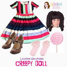 the 25 best creepy doll costume ideas on pinterest creepy doll