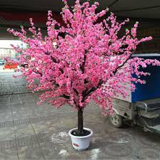 cheap artificial cherry blossom tree silk cherry blossom trees