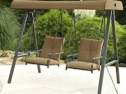 Home Patio Swing Replacement Cushion by Patio Ideas Patio Swing Set Parts Patio Swing Set Home Depot