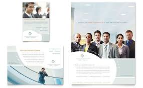 templates for business consultants business consulting flyer ad template design