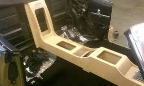 1969 camaro center console featured car of the month