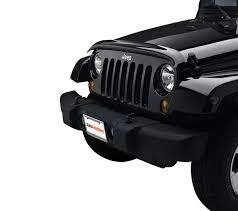 weathertech jeep wrangler weathertech 50169 weathertech bug deflector free shipping