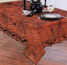 lace halloween tablecloths ebay