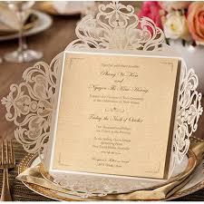 Popular Personal Wedding Invitation Cards Aliexpress Com Buy 50pcs Romantic Wedding Invitations Cards