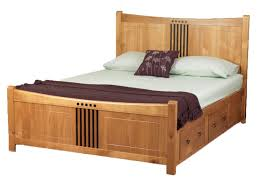 sweet dreams curlew bed double size oak double wooden beds