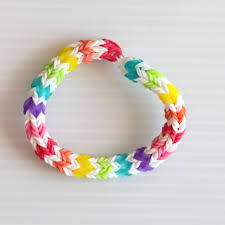 bracelet rainbow looms images Rainbow quadfish loom bracelet the crafty mummy jpg
