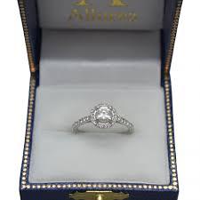 cushion cut diamond engagement rings design cushion cut diamond engagement ring 14k white gold 0 88ct