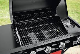 bbq pro 720 0894 3 burner lp gas grill with side burner