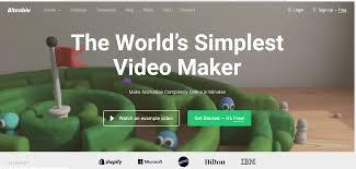 cara membuat video animasi online gratis website gratis penyedia pembuatan video intro