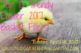 top 10 trendy easter 2017 basket fillers