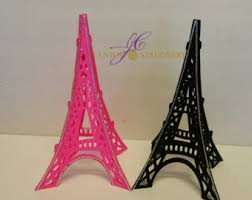paris centerpiece etsy