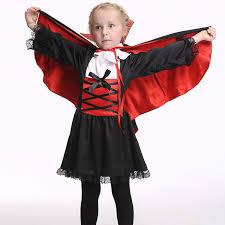 Vampire Halloween Costumes Girls Cute Vampire Costumes Girls Promotion Shop Promotional