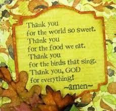 thanksgiving prayers you thanksgiving blessings