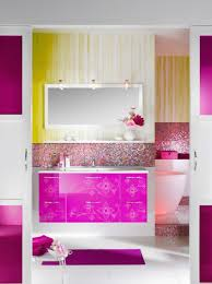 Little Girls Bathroom Ideas Minimalist Violet Bathroom Small Bathrooms Color Idea Ewdinteriors